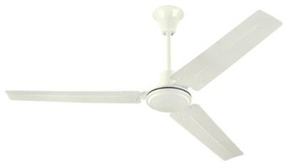 Modern armless chair - Westinghouse Industrial 56 Quot 3 Blade Indoor Ceiling Fan Industrial
