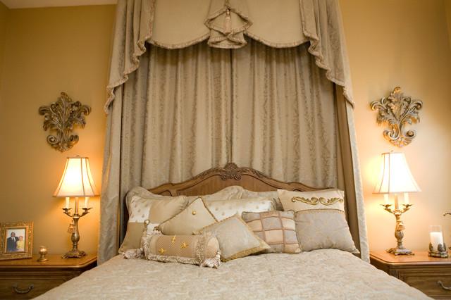 lavish french champagne gold master bedroom mediterranean bedroom