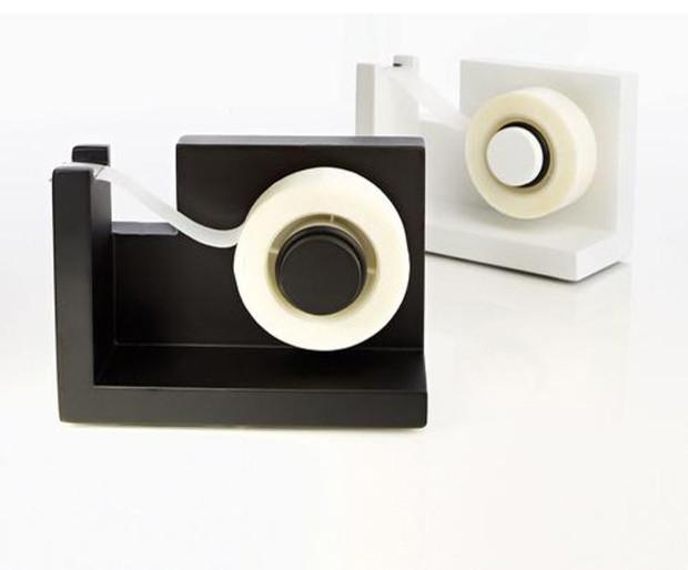 Stick & Pull Tape Dispenser - Modern - Desk Accessories