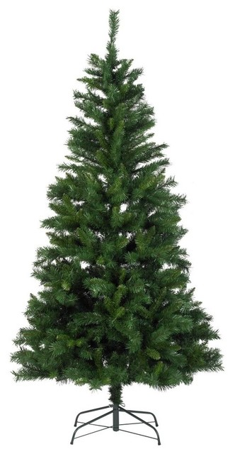 7ft classic woodland pine christmas tree traditional for B q christmas decorations