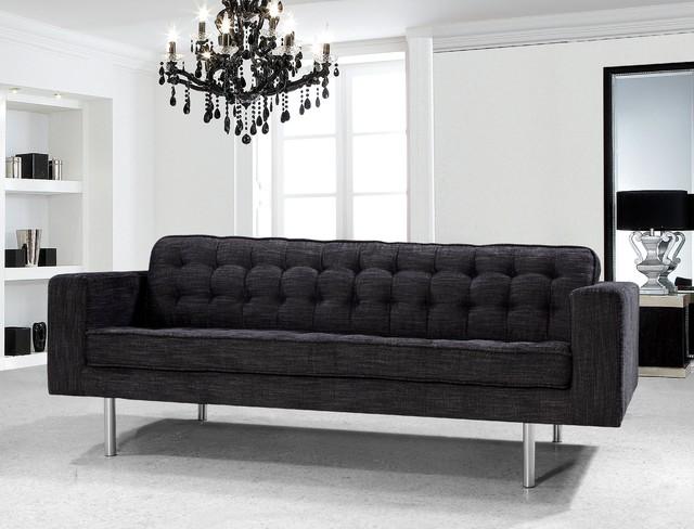 Mid Century Modern Sofa 0716 Modern Sofas New York