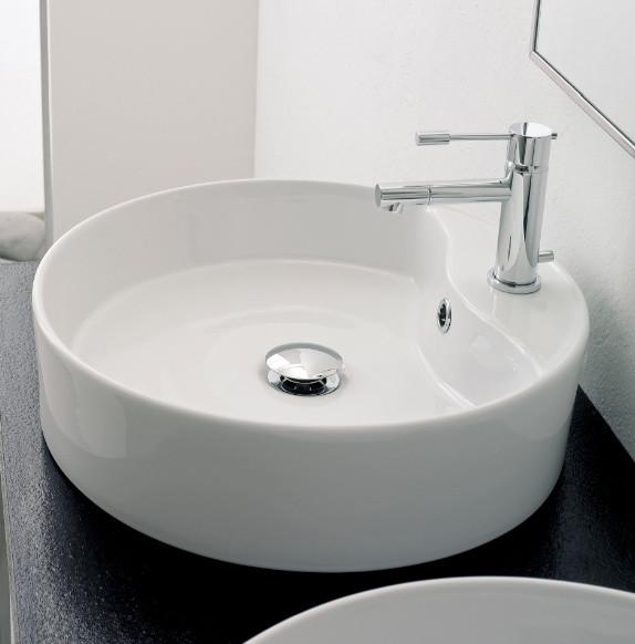 Round Bathroom Basin : All Products / Bath / Bathroom Sinks