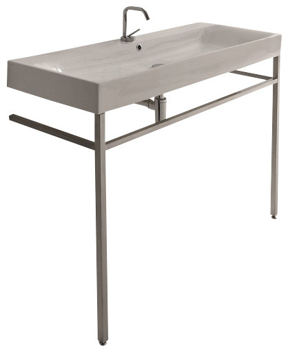 Standing Kitchen Sinks Sale Cento 3534 9123K1 Free Standing Sink
