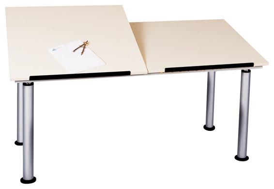 adjustable drawing desk 2