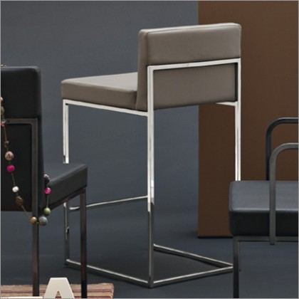 Calligaris Even Plus Barstool Modern Bar Stools And