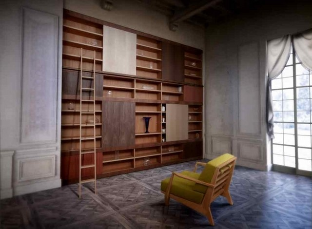 Overview modern bookcases other metro by - Mobilificio marchese ...