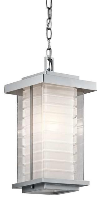 Kichler Lighting 49368PL Ascari Contemporary Outdoor Hanging Pendant Light