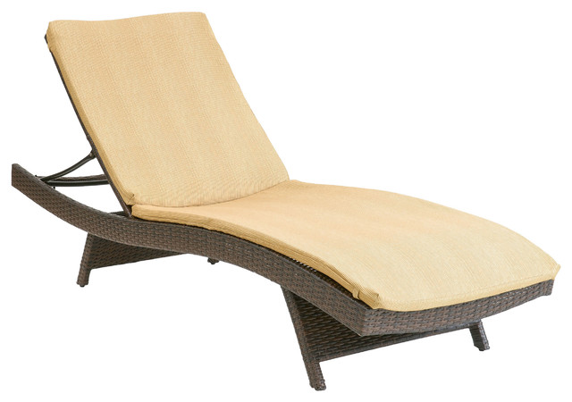 chaise lounge pad 1