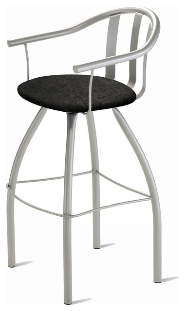 Amisco Mae Swivel Stool 40490 24 Inches Counter Height