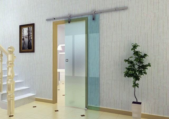 Barn Doors - Modern - Interior Doors - Other - by DAYORIS Doors / Panels