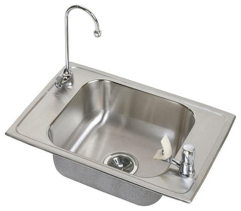 elkay classroom sink package primary bowl