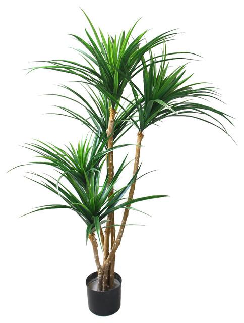 Artificial Tropical Yucana Tree Tropical Artificial