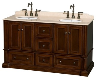 Victorian Bathroom Sink : Style Bathroom Vanities - Victorian - Bathroom Vanities And Sink ...