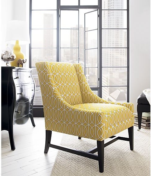 Yellow Chairs For Living Room Winda 7 Furniture
