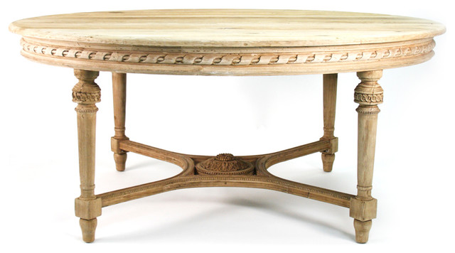 Houston Oval Table Farmhouse Dining Tables by Bliss Home & Design