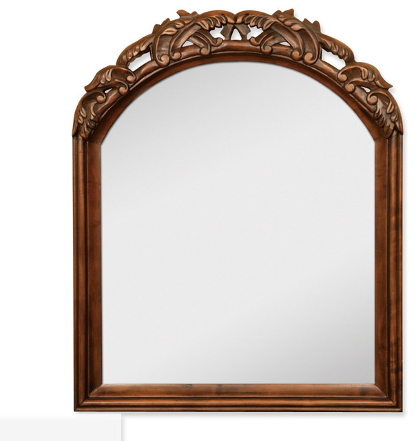 Fantastic Southport Wall Mirror  Traditional  Bathroom Mirrors