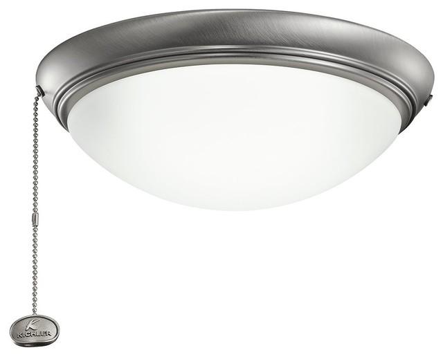 Kichler Lighting Low Profile LED Fixture X-PA002833 - Contemporary - Flush-mount Ceiling ...
