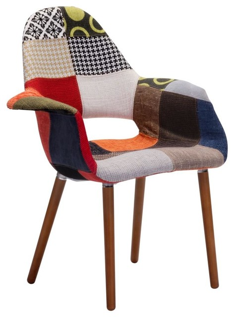 Contemporary living room chair multi wood modern armchairs and accent