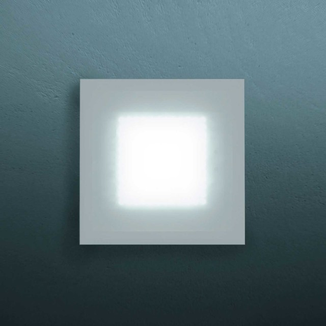 Sole Square Wall Or Ceiling Lamp Modern Flush Mount Ceiling Lighting By