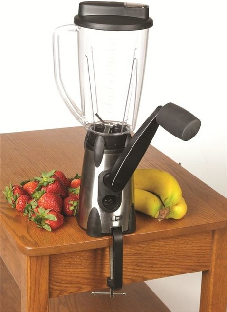Non Electric Blender ~ Hand cranked blender eclectic blenders by lehman s