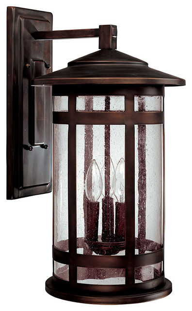 Outdoor Lighting Fixtures Arts And Crafts Capital Lighting Mission Hills Wall Lantern 3 Light Arts Crafts Ou