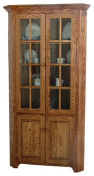 Corner Cabinets - Traditional - China Cabinets And Hutches - detroit - by DreamHomes