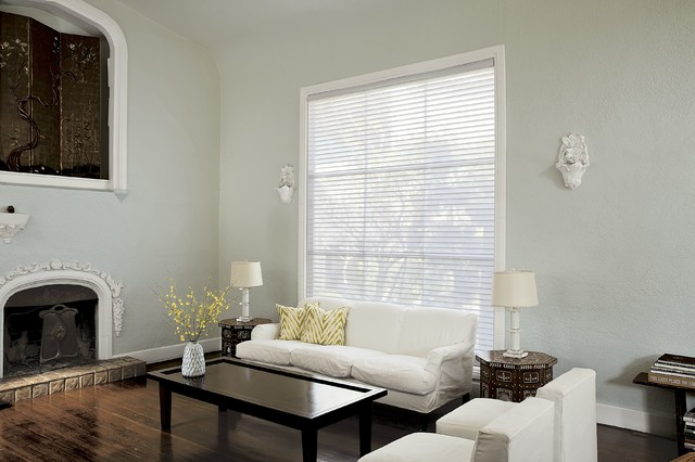 Smith and noble sheer shadings modern window for Smith and noble shades