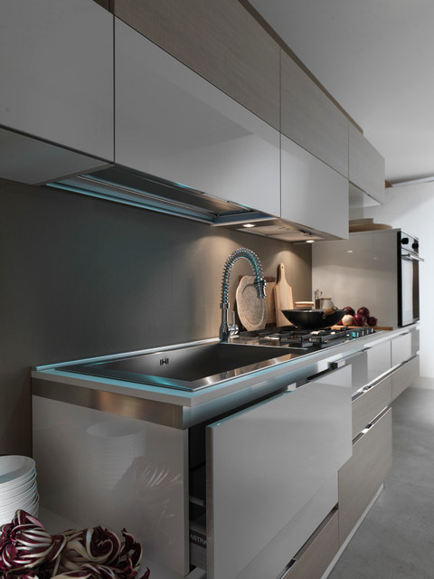 Le Cucine Astra Contemporary Miami By Home Design Center Of Florida