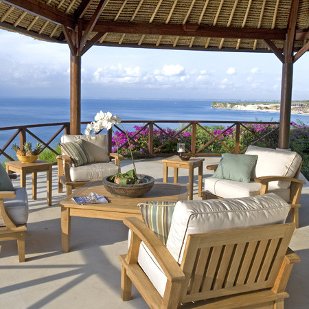 4 Good pany Traditional Patio Furniture And