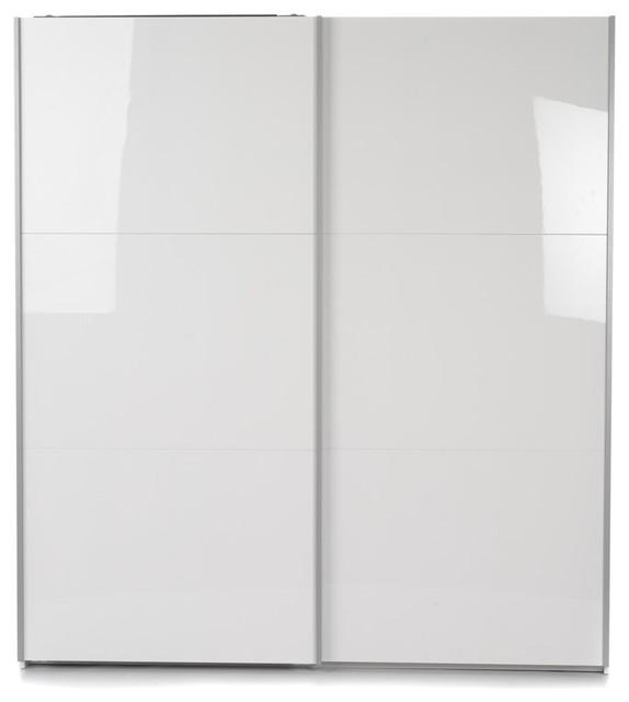 nuvola armoire 2 portes coulissantes contemporain armoire et dressing par alin a mobilier. Black Bedroom Furniture Sets. Home Design Ideas