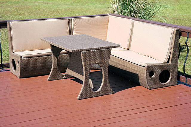 resin outdoor wicker furniture 1