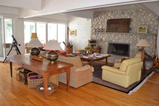 Door County Lake Front Residence al-mare-soggiorno