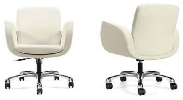 kate leatherite office chair modern b rost hle von. Black Bedroom Furniture Sets. Home Design Ideas