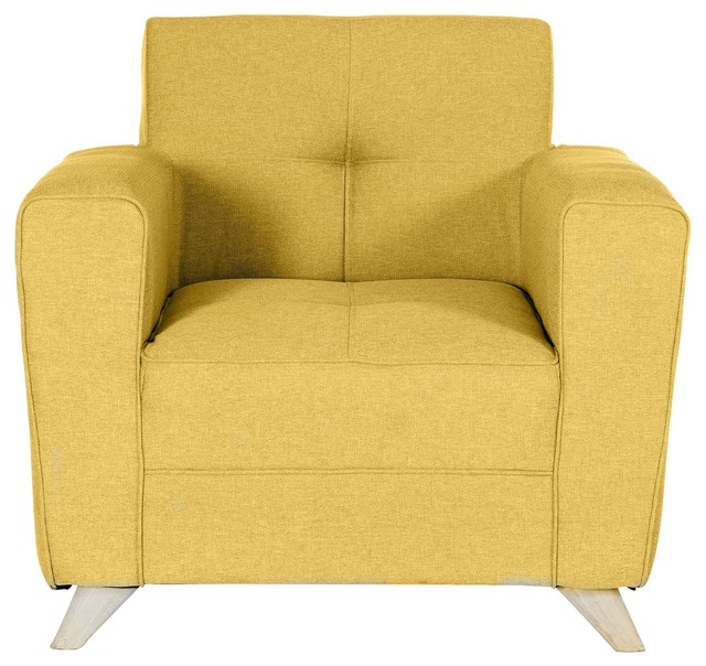 vicky canap fauteuil retro jaune r tro fauteuil par alin a mobilier d co. Black Bedroom Furniture Sets. Home Design Ideas