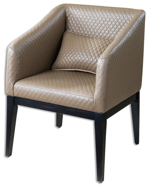 Jaelynn Accent Chair By Uttermost Transitional Armchairs And Accent Chair