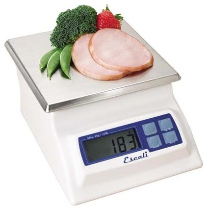 Escali Digital Scale Alimento Contemporary Kitchen Scales By Factorydirect2you