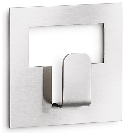 blomus vindo towel hook adhesive modern robe towel hooks by