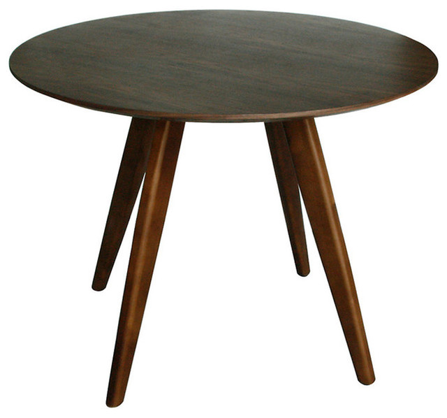 Dover Dining Table Small Walnut Scandinavian Dining Tables By