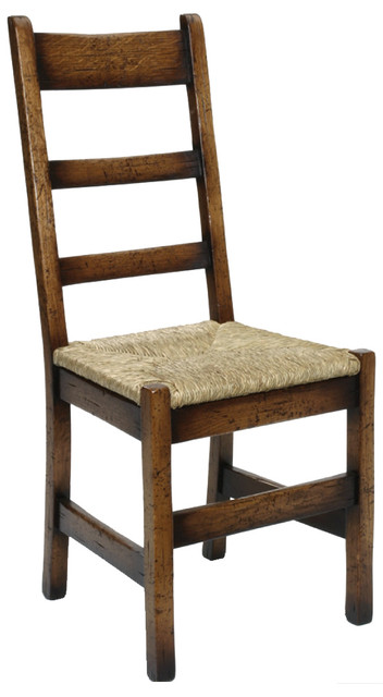 Contemporary ladder back chair traditional dining chairs other