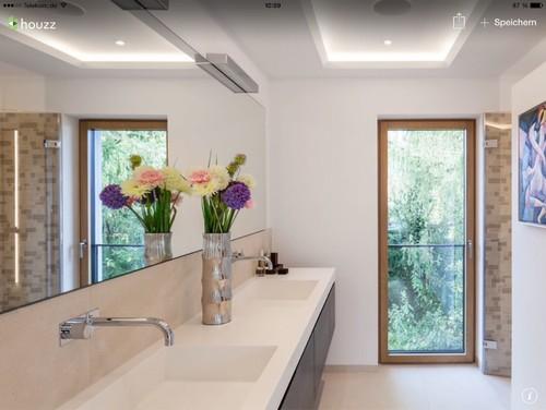 Badezimmer im dachgeschoss bauen: badezimmer spiegelschrank selber ...