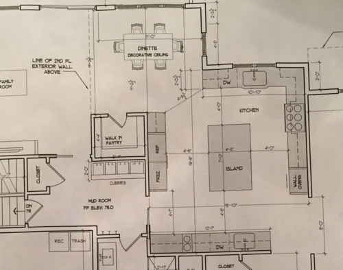 Help With Planning Kitchen Layout Kosher Kitchen