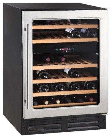 Thor Kitchen 46 Bottles Classic Stainless Wine Cooler