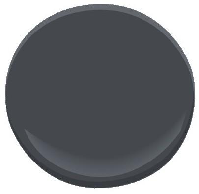 Black Horizon 2132 30 Paint Benjamin Moore Paint By
