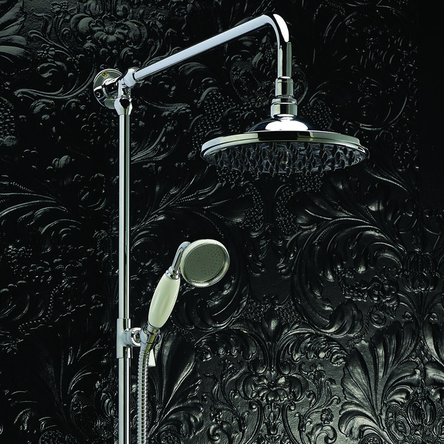 Chrome Square Rainfall Shower  Akdy 185 Nozzles Rainfall Massage Jets Dual Function HotelSpa 30  . Overhead Rain Shower Head With Handheld. Home Design Ideas