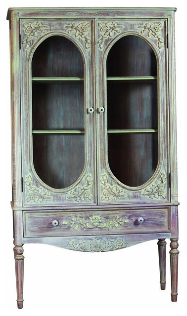 Cabinet - Traditional - Buffets And Sideboards - Other ...