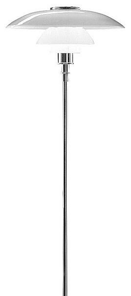 Ph 45 35 glass floor lamp modern floor lamps los for Modern floor lamp philippines
