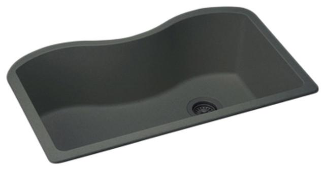 ... Elkay Harmony Egranite Sinks By Elkay Elgus3322rbk0 Harmony E Granite  Sink Modern ...