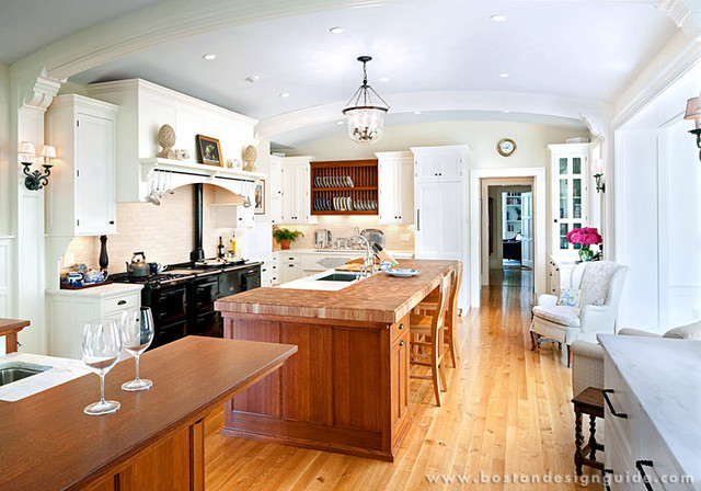 Silva Brothers Construction Traditional Kitchen Boston By Boston Design Guide
