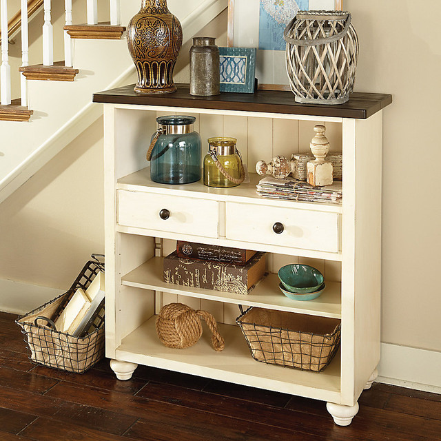 Foyer Accent Cabinets : Entryway smart furniture beach style accent chests