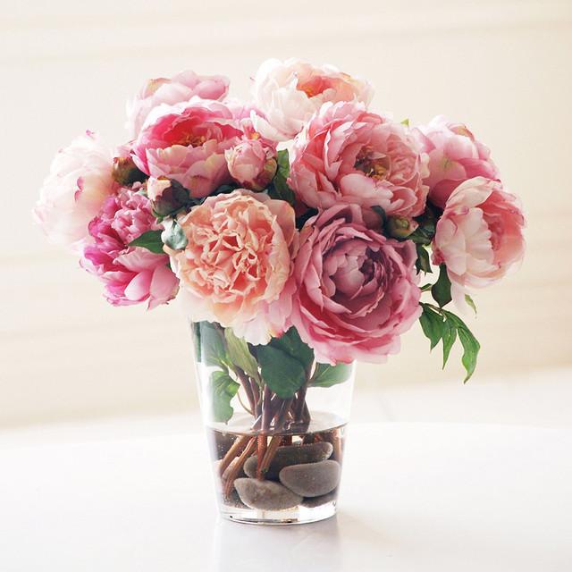 Peony Floral Arrangement